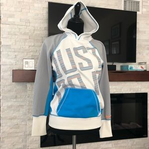 Nike Sweaters - Nike Therma-fit [Just do it] Hoodie